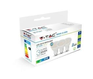 V-TAC VT-2095 Faretto LED GU10 5W 110