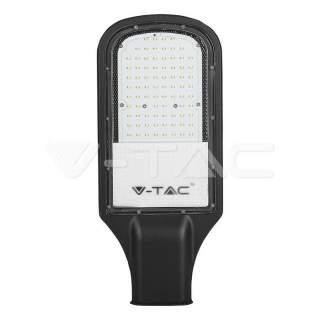 V-TAC PRO VT-51ST Armatura Stradale LED Chip Samsung 50W Colore Grigio 4000K IP65