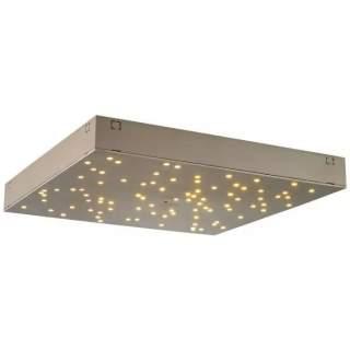 V-TAC VT-7128 Plafoniera LED Quadrata 8W Colore Oro Effetto