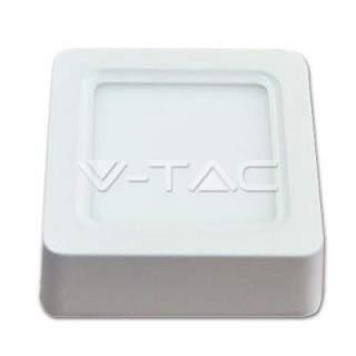 V-TAC VT-1408SQ Mini Pannello LED Montaggio a Plafone Quadra