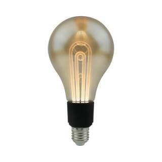 V-TAC VT-2235 Lampadina LED SMD E27 5W G100 Vintage a Filame