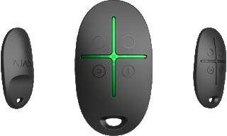 SpaceControl telecomando allarme e antipanico