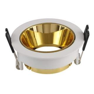 V-TAC VT-872 Portafaretto LED da Incasso GU10 Rotondo Colore