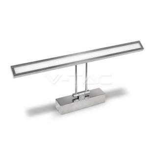 V-TAC VT-7009 Lampada LED da Specchio 8W 45cm Colore Cromato