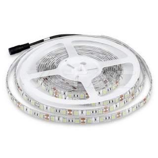V-TAC VT-5050 striscia IP65 Strip LED SMD5050 10.8W/mt 5mt 60 LED/mt RGB 12V IP65