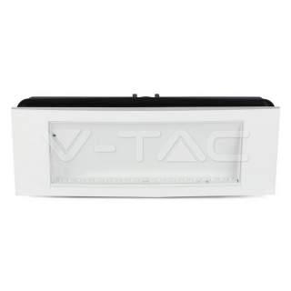 V-TAC VT-511-S 3.8W LED Emergency Light 6000K IP20