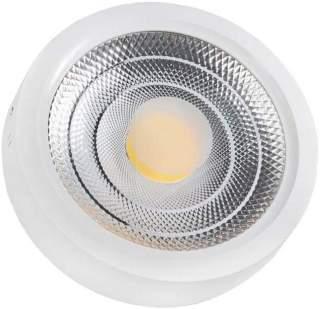 Plafoniera a Led COB 25W rotonda luce calda