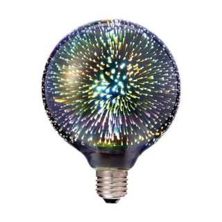 V-TAC VT-2223 Lampadina LED E27 5W G125 Filamento 3D