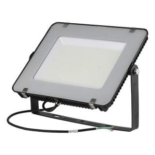 V-TAC PRO VT-206 Faro LED SMD Chip Samsung 200W 120Lm/W Colore Nero IP65 bianco freddo