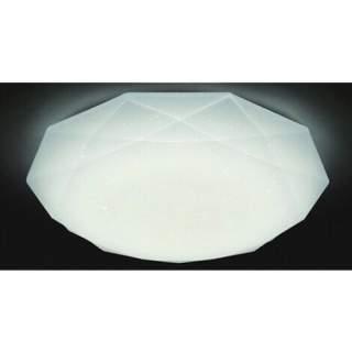 Plafoniera da interno a diamante effetto brillantinato 36w luce fredda