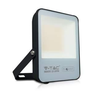 V-TAC VT-4961 Faro LED SMD 50W 160Lm/W Colore Nero 4000K IP65 - SKU 5918