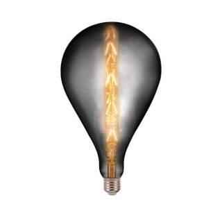 V-TAC VT-2159 Lampadina LED E27 8W G165 Oscurato luce calda