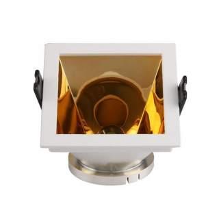 V-TAC VT-875 Portafaretto LED da Incasso GU10 Quadrato Color