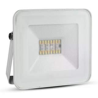 V-TAC VT-5020 Faro LED SMD 20W RGB Bluetooth 3 in 1 Controllabile da App Colore Bianco Dimmerabile